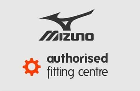 Mizuno Custom Fitting