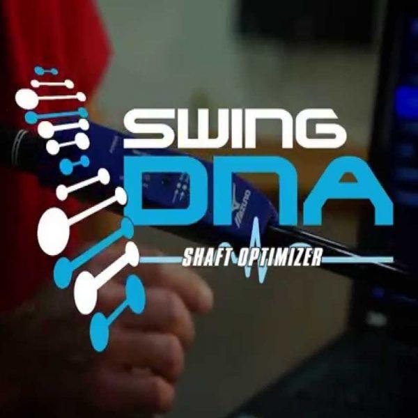 Mizuno Custom Fitting Swing DNA