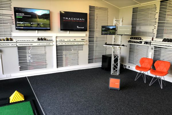 Custom Fitting Centre Trackman